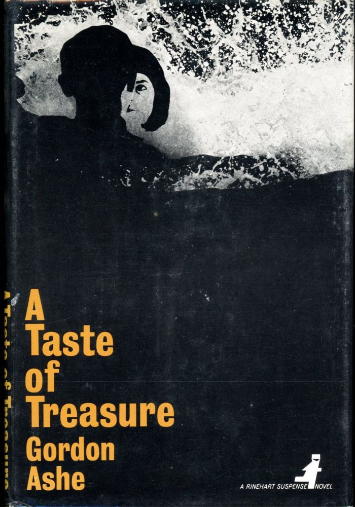 A TASTE OF TREASURE. Gordon Ashe, John Creasey.