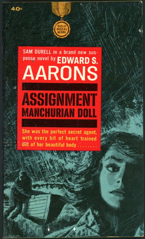 ASSIGNMENT MANCHURIAN DOLL. Edward S. Aarons.