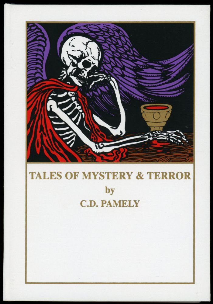 TALES OF MYSTERY AND TERROR. Pamely, arl, ouglas.