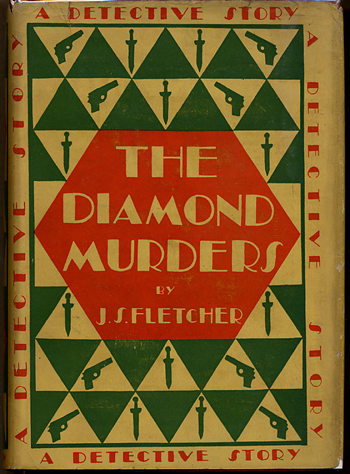 THE DIAMOND MURDERS. Joseph Smith Fletcher.