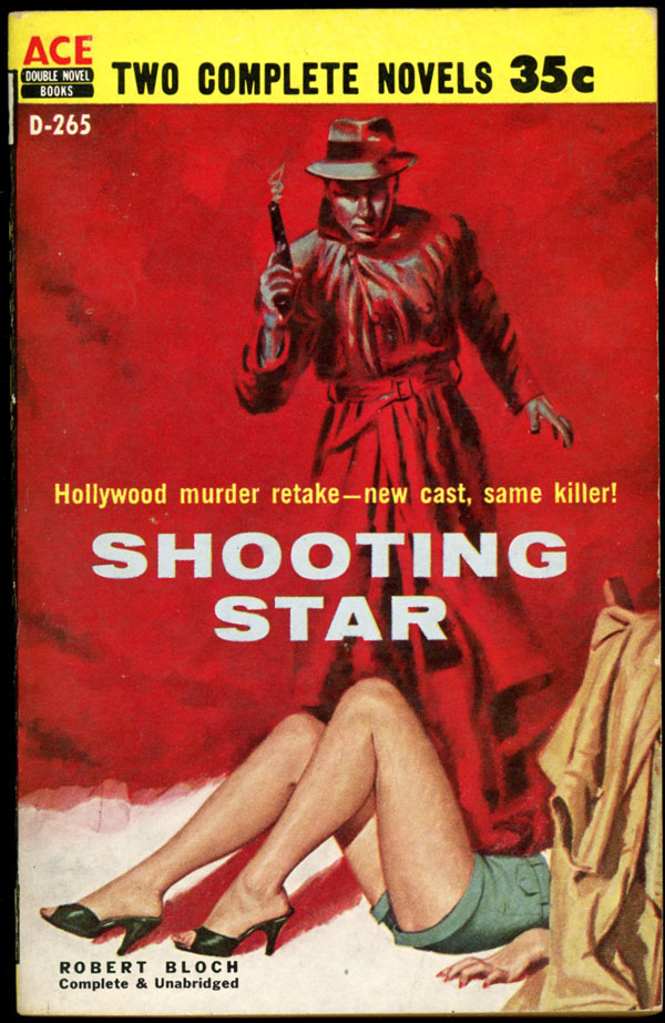 SHOOTING STAR bound with TERROR IN THE NIGHT: AND OTHER STORIES.