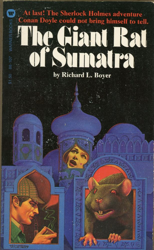 THE GIANT RAT OF SUMATRA. Richard L. Boyer.