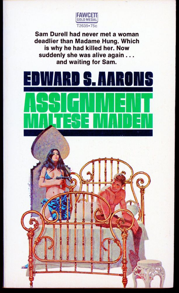 ASSIGNMENT: MALTESE MAIDEN. Edward S. Aarons.