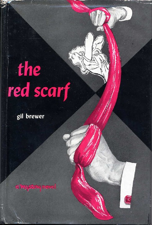 THE RED SCARF.