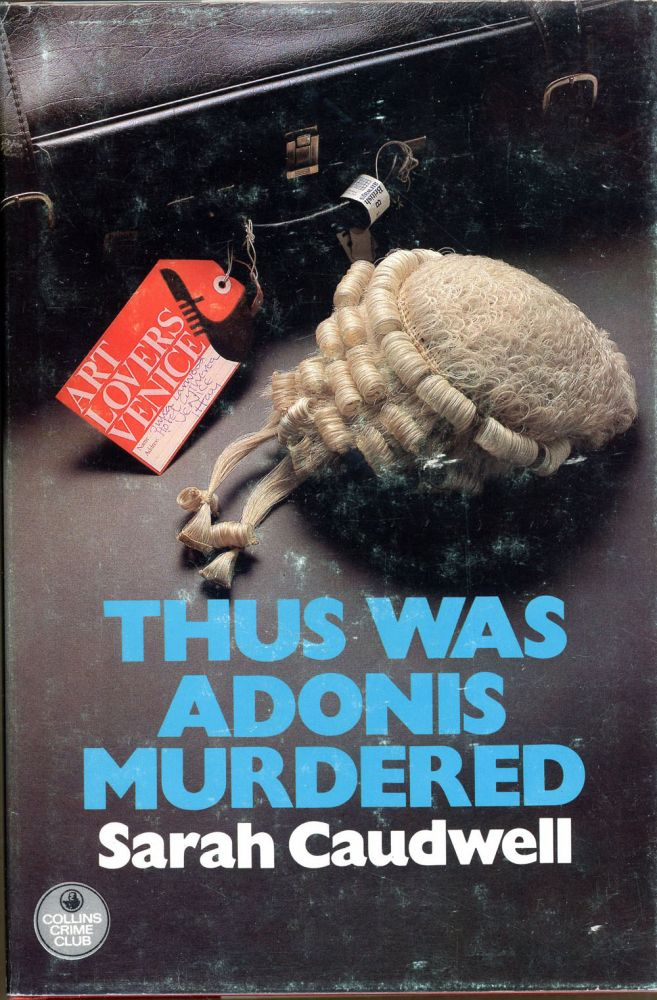 THUS WAS ADONIS MURDERED.