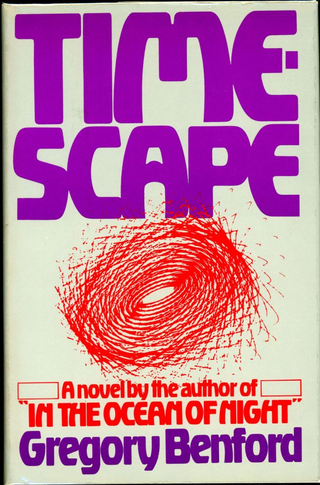 TIMESCAPE. Gregory Benford.