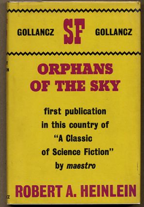 ORPHANS OF THE SKY.