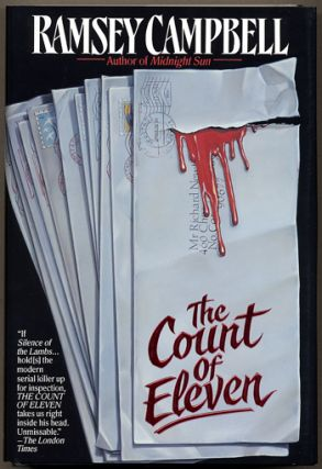 THE COUNT OF ELEVEN. Ramsey Campbell