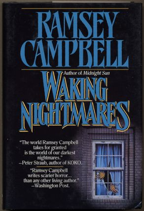 WAKING NIGHTMARES. Ramsey Campbell
