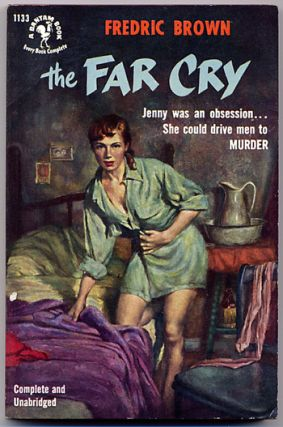 THE FAR CRY. Fredric Brown.