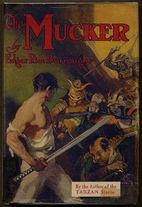 THE MUCKER. Edgar Rice Burroughs
