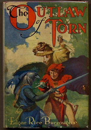 THE OUTLAW OF TORN. Edgar Rice Burroughs