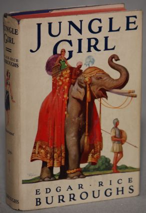 JUNGLE GIRL. Edgar Rice Burroughs