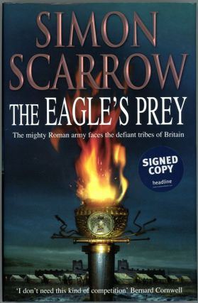 THE EAGLE SERIES: UNDER THE EAGLE, THE EAGLE'S CONQUEST, WHEN THE EAGLE HUNTS, THE EAGLE AND THE WOLVES, THE EAGLES PREY, THE EAGLE'S PROPHECY AND THE EAGLE IN THE SAND.