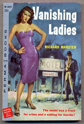 VANISHING LADIES. Richard Marsten, Evan Hunter