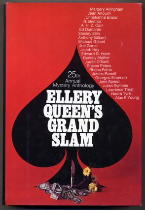 ELLERY QUEEN'S GRAND SLAM: 25 STORIES FROM ELLERY QUEEN'S MYSTERY MAGAZINE. joint, Frederic...