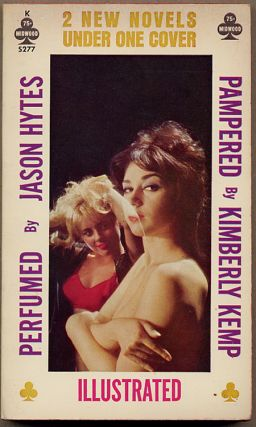 PERFUMED bound with PAMPERED. Frank Frazetta, Jason Hytes, Kimberly Kemp