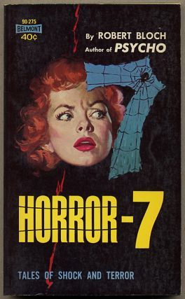 HORROR-7. Robert Bloch