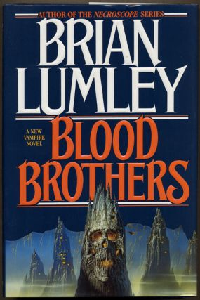 BLOOD BROTHERS. Brian Lumley