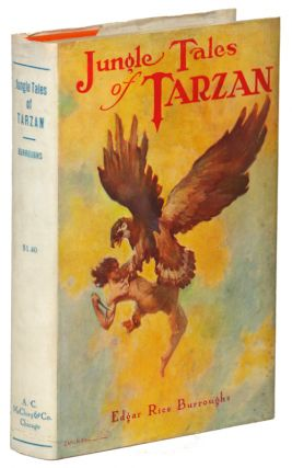 JUNGLE TALES OF TARZAN. Edgar Rice Burroughs.