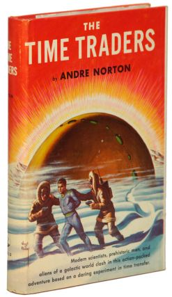 THE TIME TRADERS. Andre Norton, Mary Alice Norton