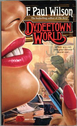 DYDEETOWN WORLD. Paul Wilson, rancis