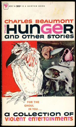 THE HUNGER: AND OTHER STORIES. Charles Beaumont