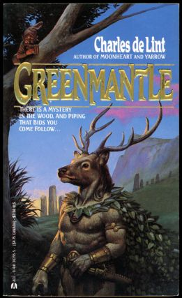 GREENMANTLE. Charles de Lint.