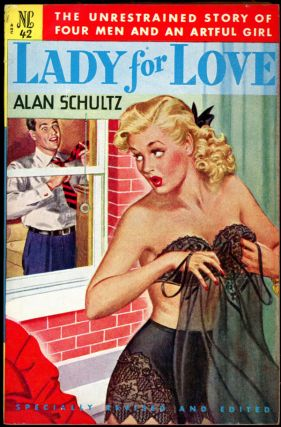 LADY FOR LOVE. Alan Brener Schultz