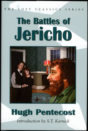 THE BATTLES OF JERICHO. Introduction by S.T. Karnick. Hugh Pentecost, pseudonym for Judson Philips