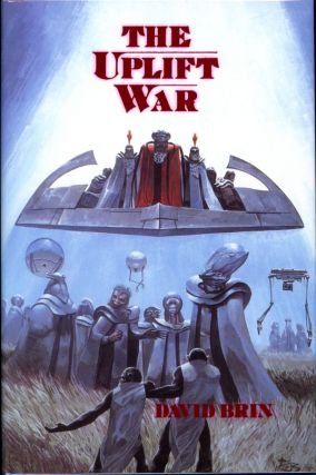 THE UPLIFT WAR. David Brin