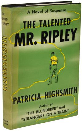 THE TALENTED MR. RIPLEY. Patricia Highsmith