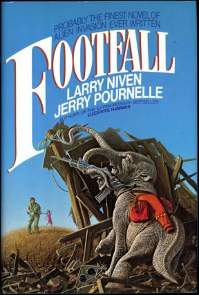 FOOTFALL. Larry Niven, Jerry Pournelle