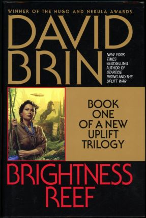 BRIGHTNESS REEF. David Brin