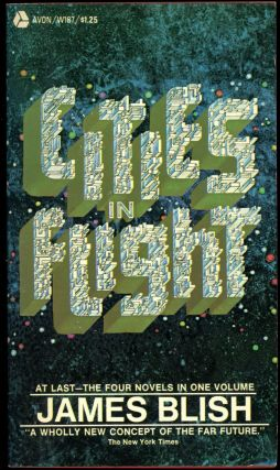 CITIES IN FLIGHT. James Blish