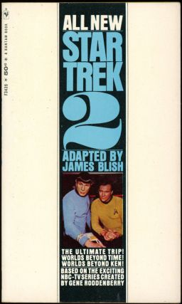 STAR TREK 2. James Blish