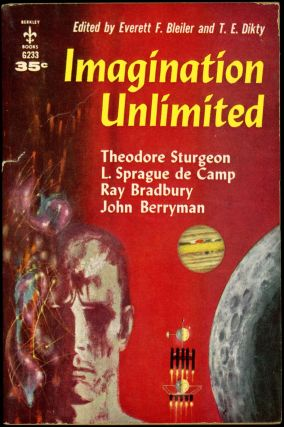 IMAGINATION UNLIMITED. Everett F. Bleiler, T E. Dikty