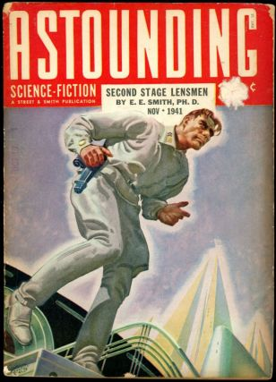 ASTOUNDING SCIENCE FICTION. ASTOUNDING SCIENCE FICTION. November 1941. . John W. Campbell Jr,...