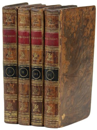 MARCHMONT: A NOVEL ... IN FOUR VOLUMES. Charlotte Smith