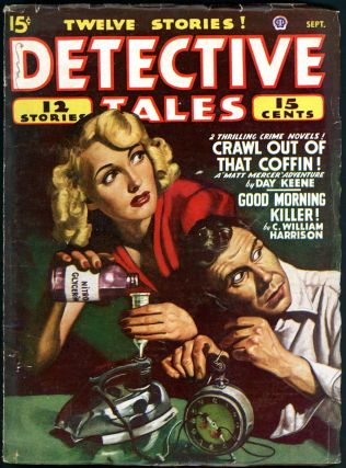 DETECTIVE TALES. DETECTIVE TALES. September 1947, No. 2 Volume 37