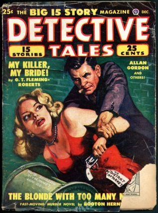 DETECTIVE TALES. DETECTIVE TALES. December 1948, No. 1 Volume 41