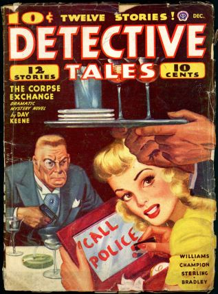 DETECTIVE TALES. DETECTIVE TALES. December 1943, No. 5 Volume 25