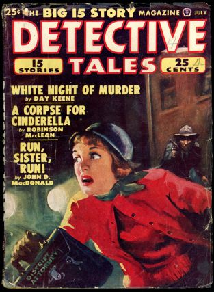 DETECTIVE TALES. DETECTIVE TALES. July 1950, No. 4 Volume 45