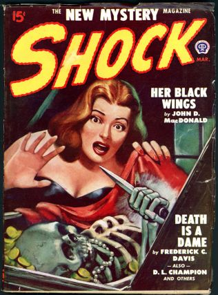 SHOCK. SHOCK. March 1948, No. 1 Volume 1