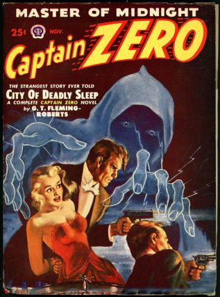 CAPTAIN ZERO. 1949 CAPTAIN ZERO. November, #1 Volume 1