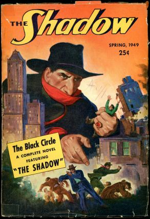 THE SHADOW. THE SHADOW. Spring 1949, No. 6 Volume 54
