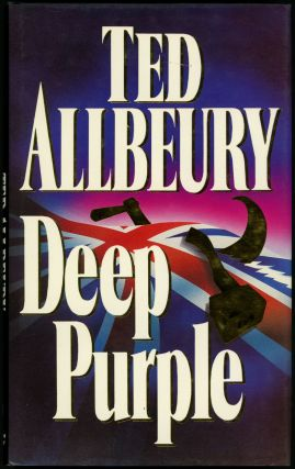 DEEP PURPLE. Ted Allbeury.