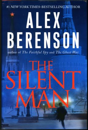 THE SILENT MAN. Alex Berenson