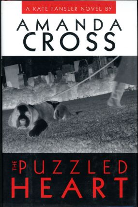 THE PUZZLED HEART. Amanda Cross, Carolyn G. Heilbrun