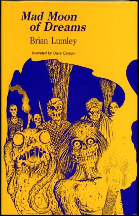 MAD MOON OF DREAMS. Brian Lumley